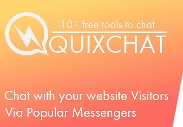 QuixChat Pro - Wp Chat Button Premium Feature