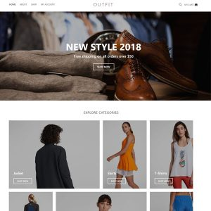 Download Customify WordPress Free Theme